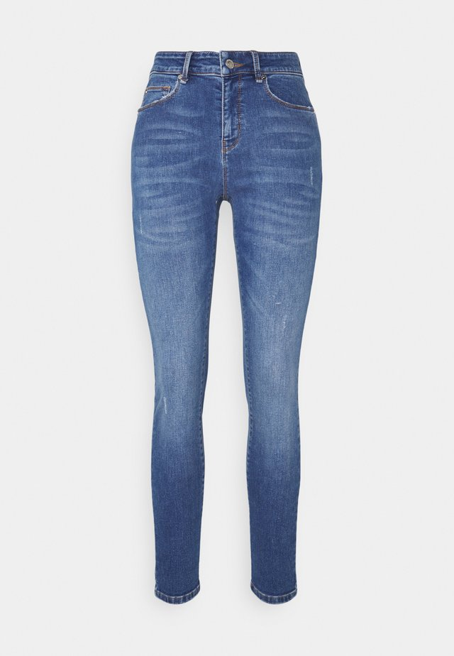 ALEXA ANKLE COPENHAGEN - Jeans Skinny Fit - denim blue