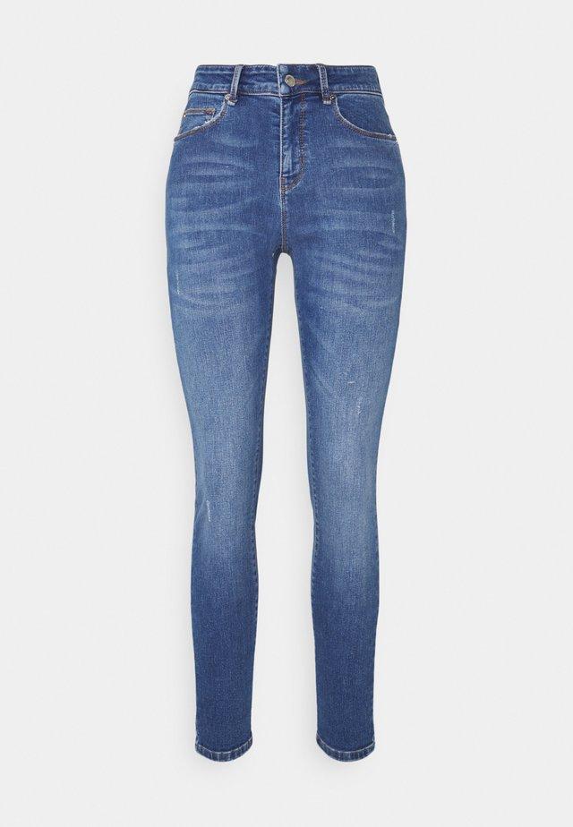 ALEXA ANKLE COPENHAGEN - Jeans Skinny - denim blue