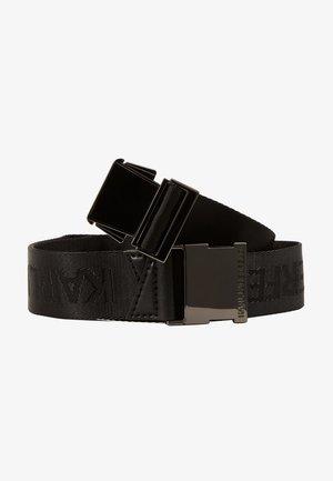 KARL X CARINE BELT - Pásek - black