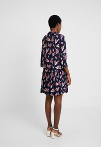 TOM TAILOR DENIM - FLUENT FEMININE DRESS - Shirt dress - blue - 3