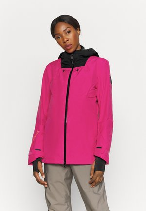 MISS SHRED JACKET - Snowboardjacke - cabaret