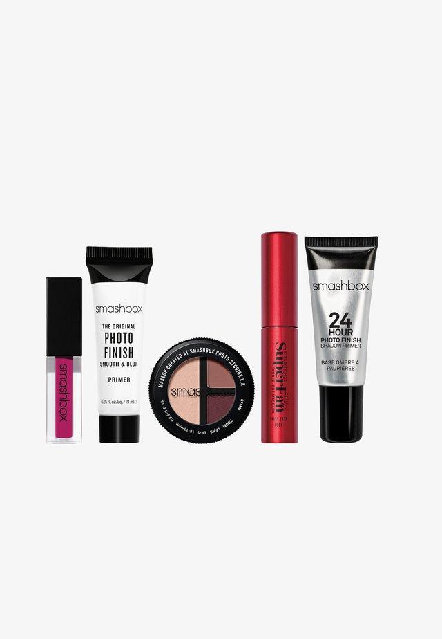 TRY-ME: FAN FAVES SET - Set de maquillage - -