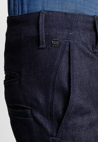 G-Star - VETAR SLIM FIT DENIM - Chino kalhoty - raw denim - 4