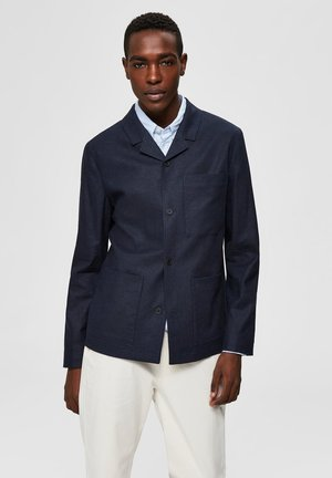 Blazer jacket - sky captain