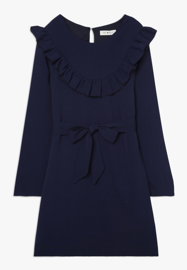 GIRLS DRESS - Vestito elegante - navy blue
