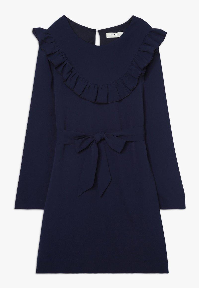 Mini Molly - GIRLS DRESS - Cocktail dress / Party dress - navy blue