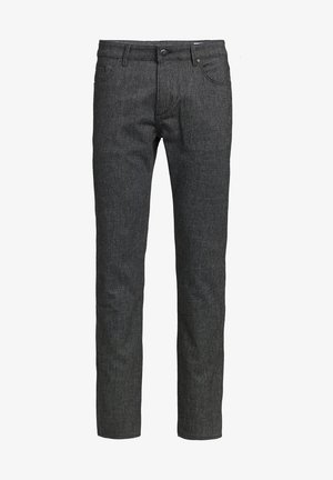 SLIM FIT  - Chinos - blended dark grey