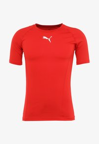 Puma - LIGA BASELAYER TEE  - Undershirt - red - 5