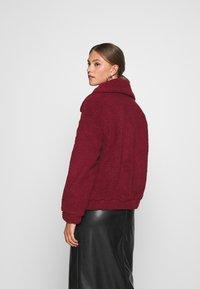 ONLY - ONLEMMA JACKET - Winter jacket - pomegranate - 2