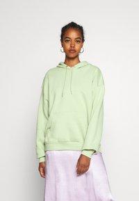Monki - ODA - Sweatshirt - dusty green unique - 0