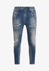 Diesel - FAYZA-T - Slim fit jeans - indigo - 4