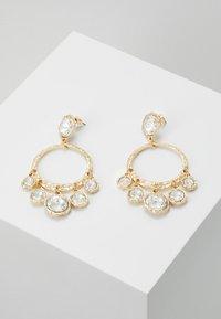 Topshop - STATEMENT - Earrings - crystal - 0