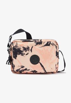 ABANU M - Across body bag - coral
