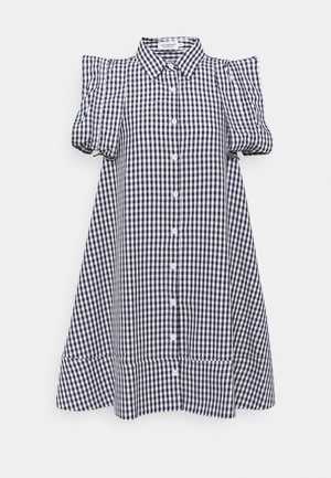 YOUNG LADIES DRESS - Shirt dress - navy blue