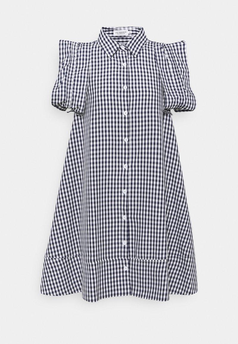 Molly Bracken - YOUNG LADIES DRESS - Košilové šaty - navy blue