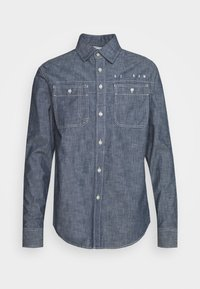G-Star - KINEC STRAIGHT SHIRT L\S - Overhemd - faded blue - 3