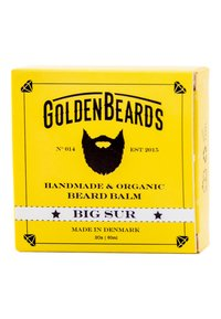 Golden Beards - BEARD BALM - Beard oil - big sur - 1