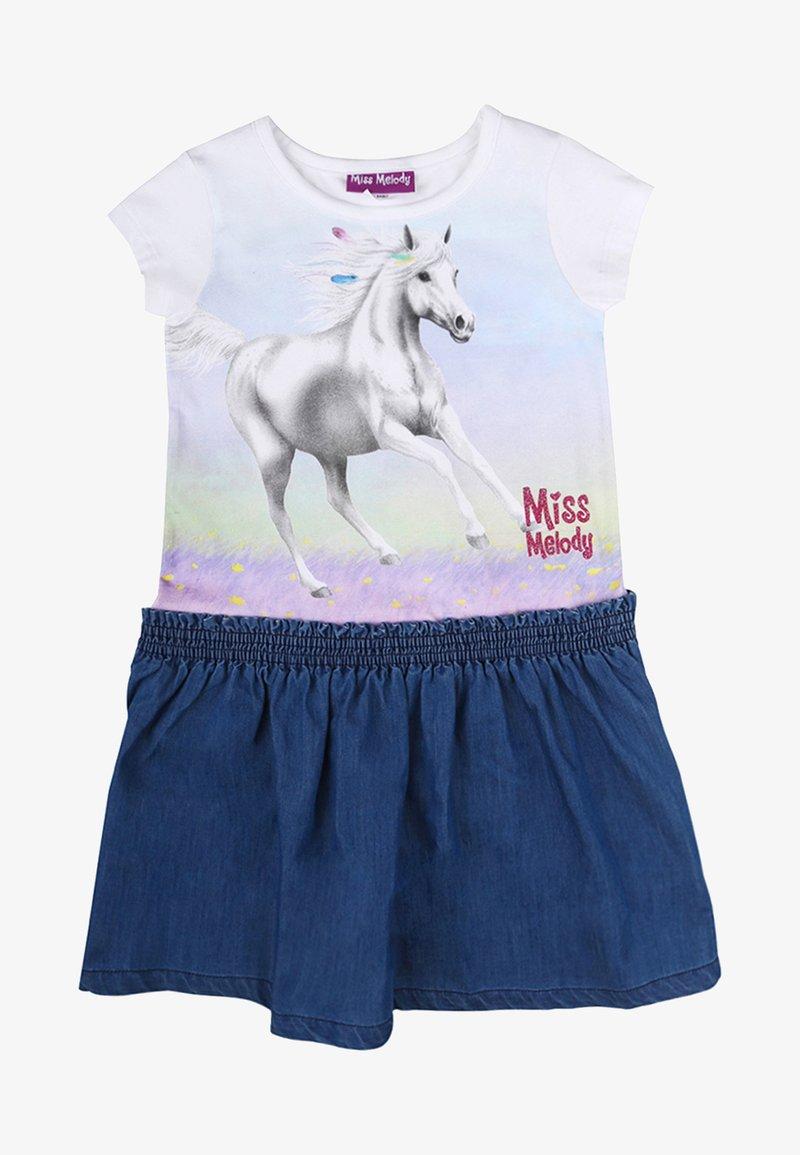 Miss Melody - Day dress - white