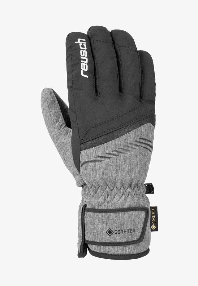 FRANK GTX® - Gloves - black black melange