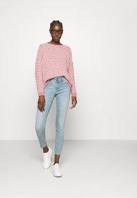 Lindex - Slim fit jeans - light denim - 1