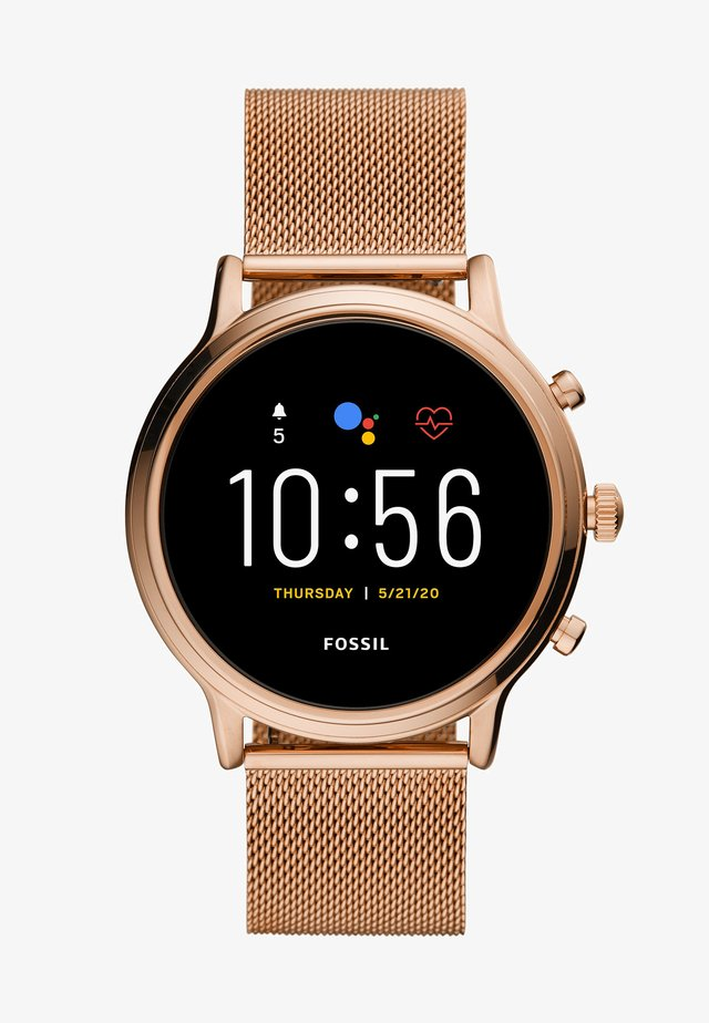 JULIANNA  - Smartwatch - rose gold-coloured