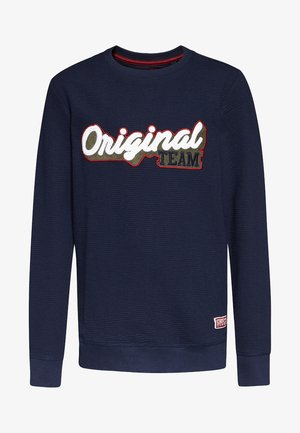ORIGINAL TEAM - Sweatshirt - navy blue