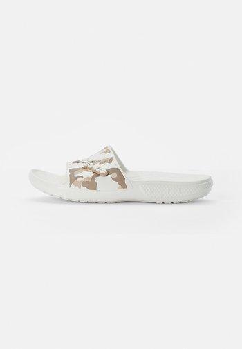 CLASSIC CROCS - Sandali da bagno - white/multi