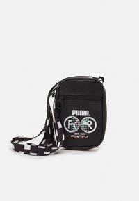 Puma - COMPACT PORTABLE UNISEX - Across body bag - black - 0