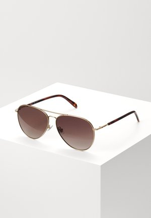 Gafas de sol - gold-coloured
