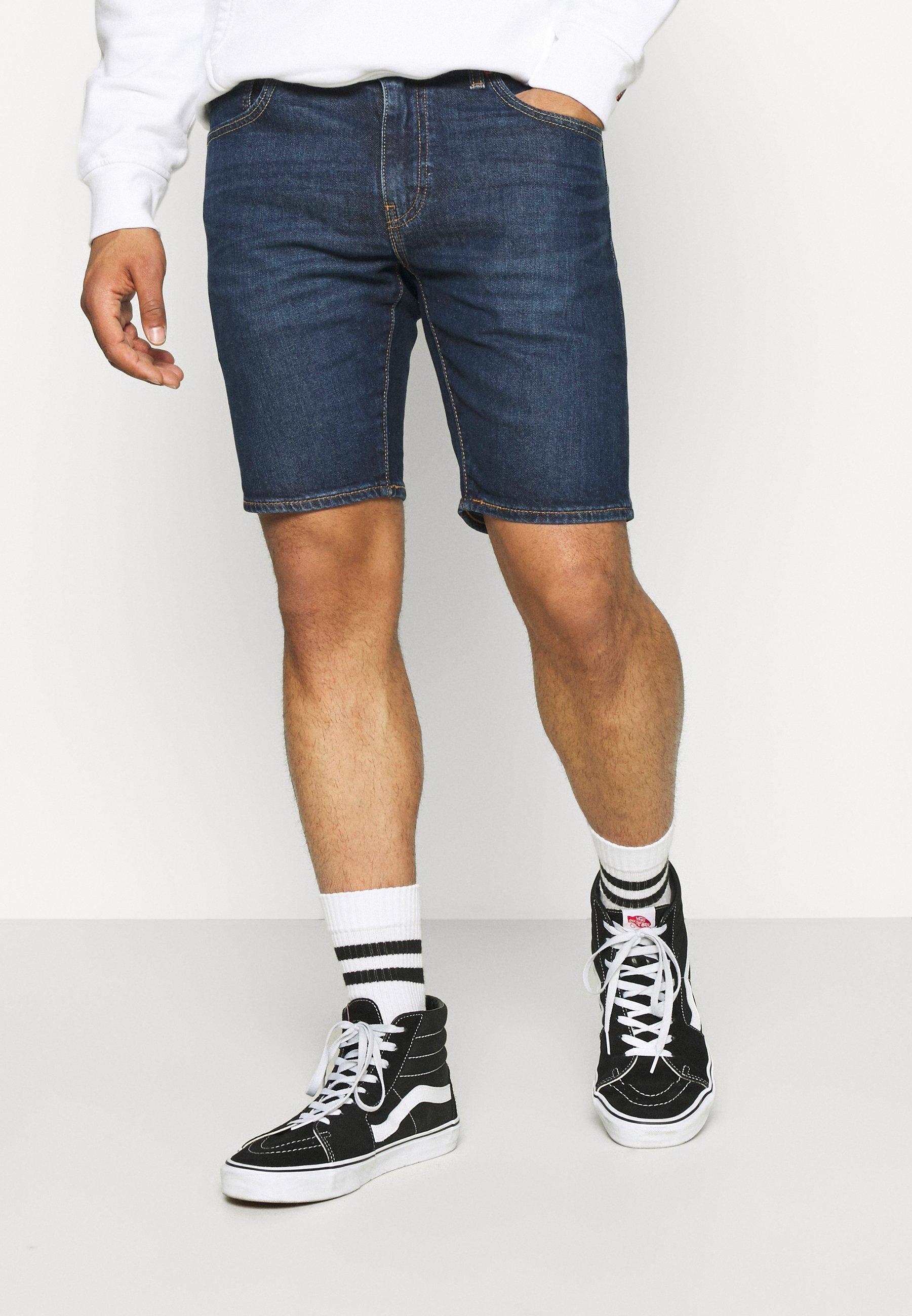 Men 412™ SLIM - Denim shorts