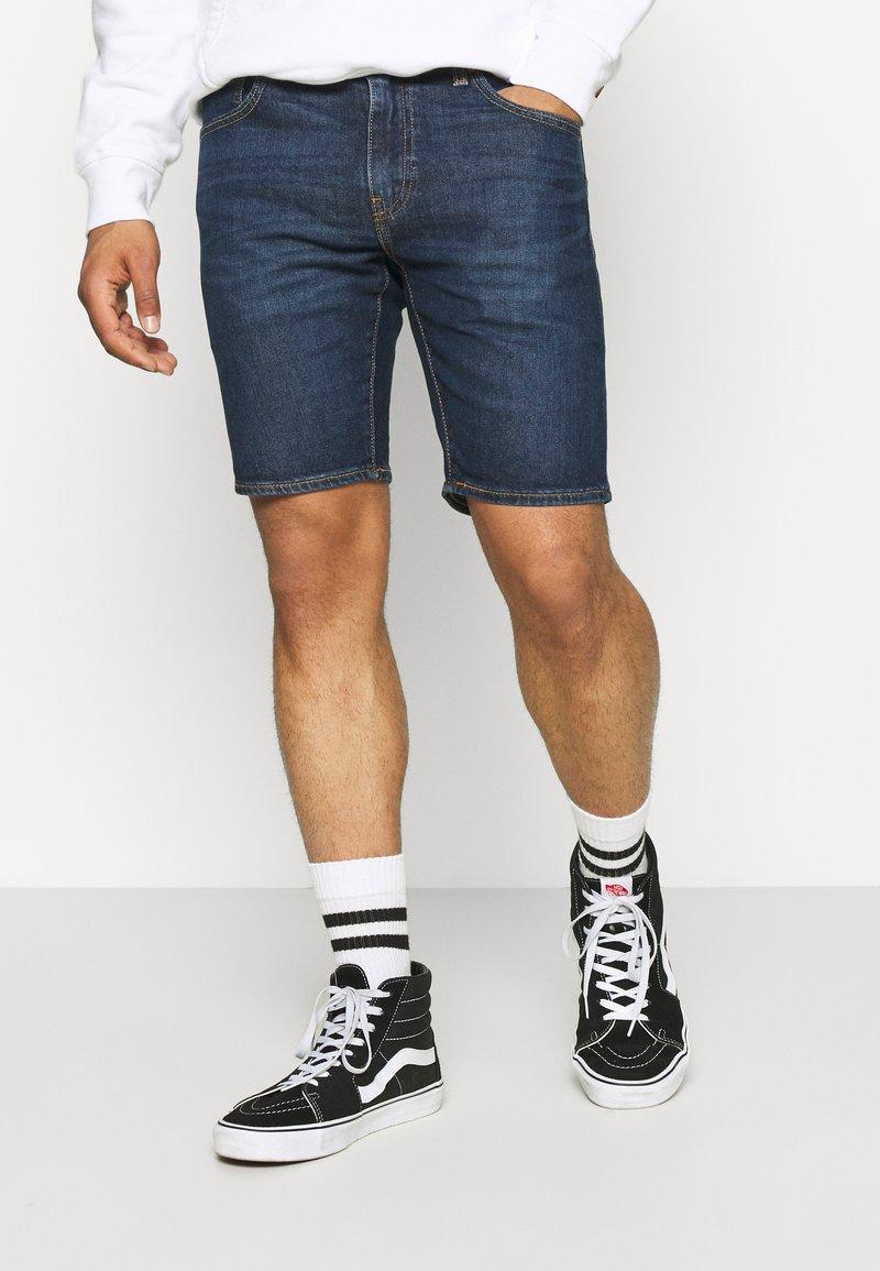Levi's® - 412™ SLIM - Denim shorts - hi bye bye