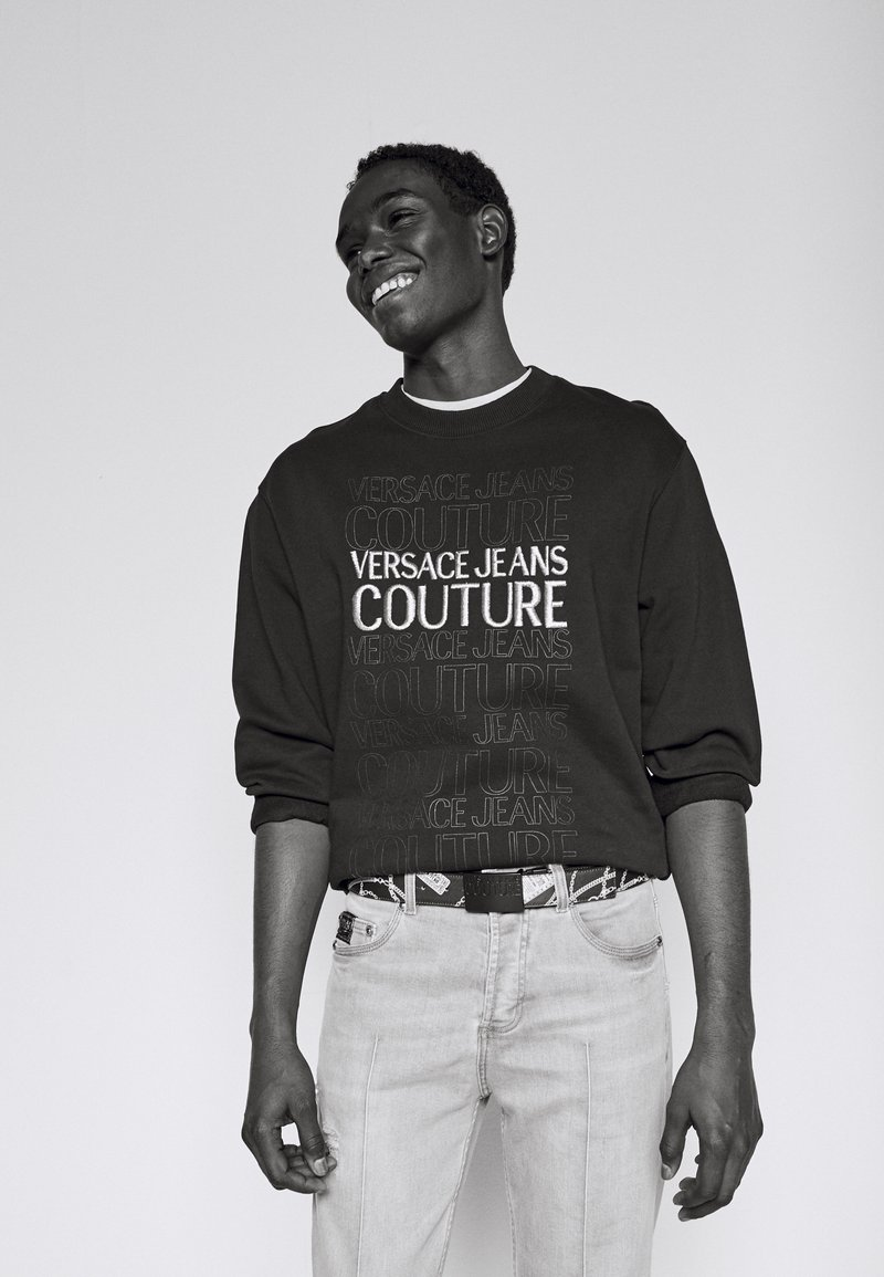 Versace Jeans Couture - Riem - black