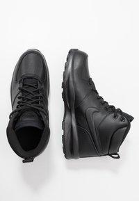 Nike Sportswear - MANOA '17 - Sneakersy wysokie - black - 0