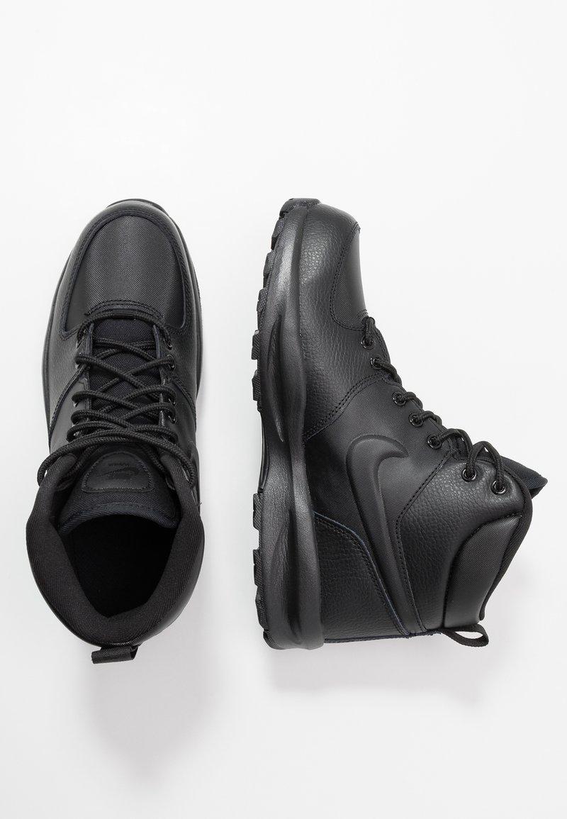 Nike Sportswear - MANOA '17 - Sneakersy wysokie - black