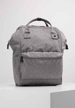 TOTE BACKPACK UNISEX - Tagesrucksack - grey
