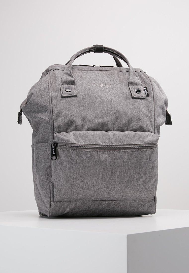 anello - TOTE BACKPACK UNISEX - Rygsække - grey