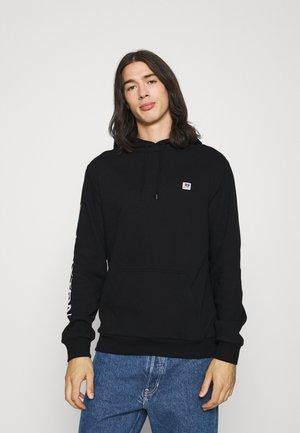 ALTON HOOD - Sweatshirt - black