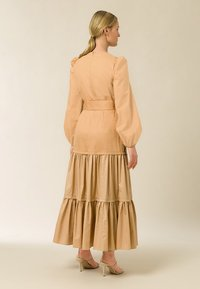 IVY & OAK - ANKLELENGHT - Maxi dress - gold - 2