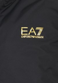 EA7 Emporio Armani - GIUBBOTTO - Light jacket - black / gold - 2
