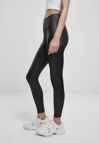 Urban Classics - Leggings - Trousers - black - 3