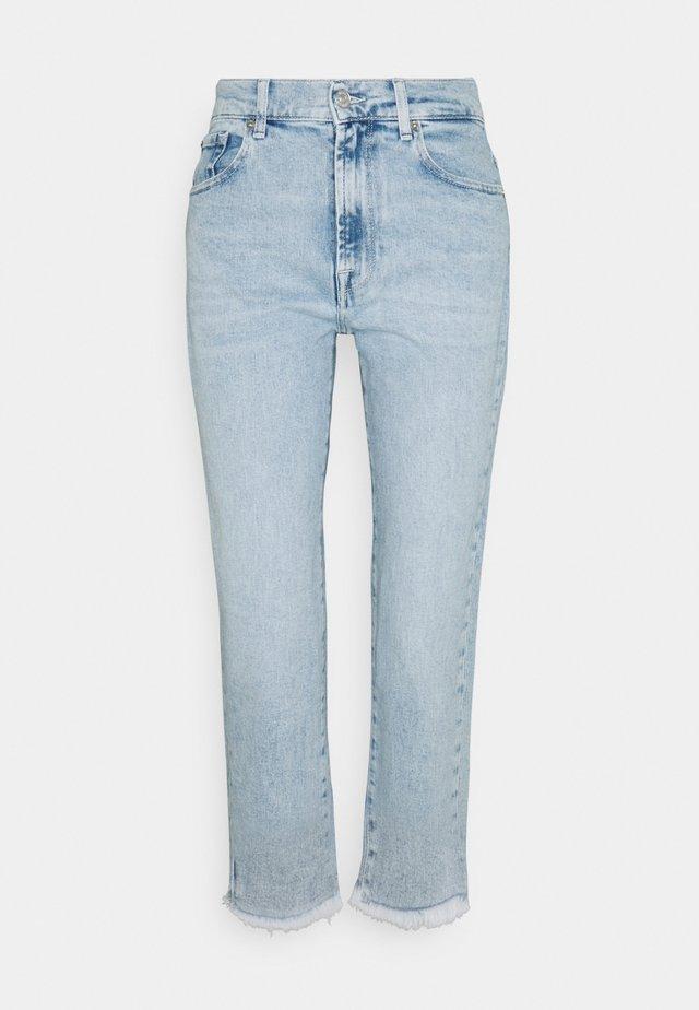 THE MODERN LOOKER - Straight leg jeans - light blue