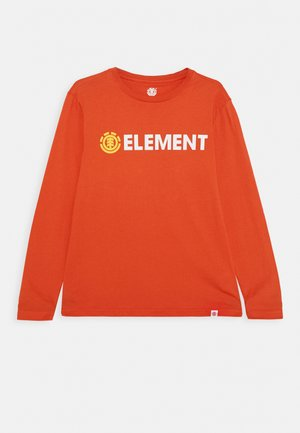 SIGNATURE  - Longsleeve - red clay