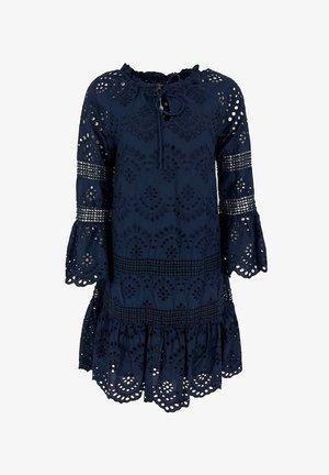 Day dress - blue nights