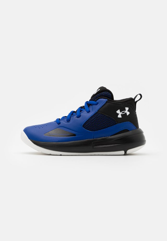 LOCKDOWN 5 UNISEX - Basketball shoes - royal
