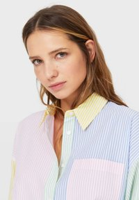Stradivarius - Button-down blouse - multi-coloured - 3