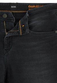 BOSS - CHARLESTON - Jeans Skinny Fit - dark blue - 4