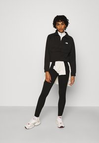 The North Face - EXPLORE CITY SUPIMA ZIP  - Sweatshirt - black - 1