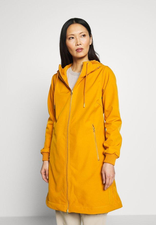 JANE - Parka - light amber