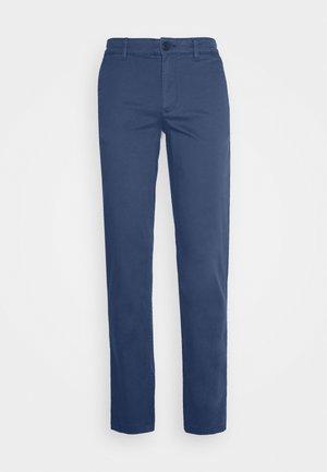 SLHSTRAIGHT NEWPARIS FLEX PANTS  - Chinos - insignia blue