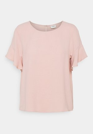 JDYCHIPA - Basic T-shirt - rose smoke